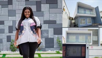 Photo of Revealed: Why Tracey Boakye left her East Legon Mansion