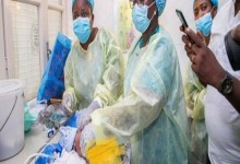 Photo of Akuse Gov't Hospital successfully delivers its first siamese twins