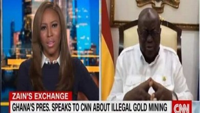 Photo of President Akufo -Addo Speaks To CNN On Critical Issues In Ghana Currently And How To Fix The Country