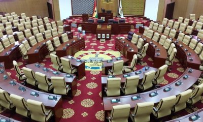 Ghana Parliament approves the Electoral Commission's C.I 126