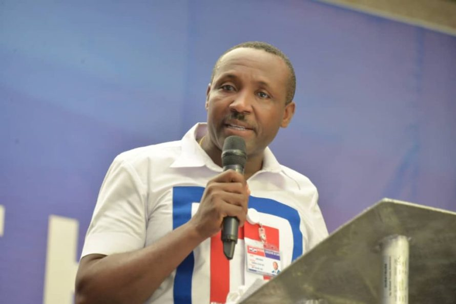 General Secretary of the NPP party, Mr. John Boadu
