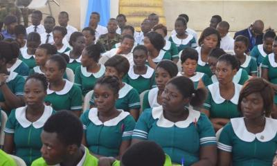 NURSING IN GHANA- A Subtle Profession