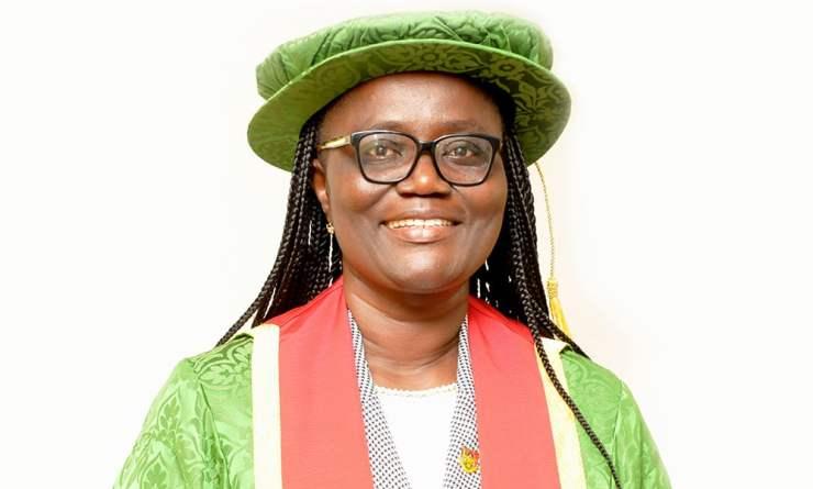 Prof Mrs Rita Akosua Dickson