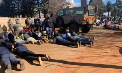 Five killed over alleged church leadership squabble in South Africa