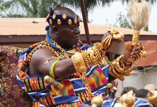 Otumfuo Nana Osei Tutu 2 – Asantehene