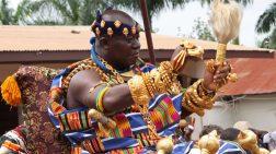 Ashanti Region - Otumfuo Nana Osei Tutu 2 - Asantehene