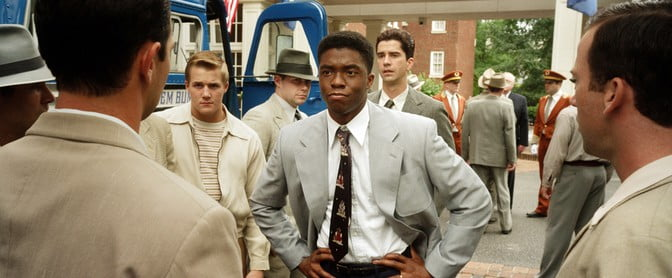 Chadwick Boseman, Black Panther actor first movie