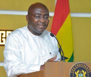 Dr. Mahamudu Bawumia, Vice President of Ghana