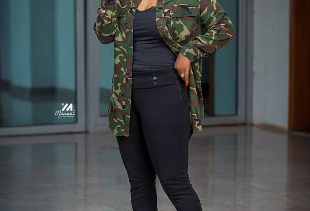 Nana Ama Macbrown causes stir with new Photos on Social Media. Image / Instagram