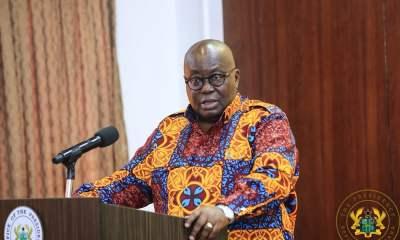 President of Ghana Nana Addo Dankwa Akufo-Addo
