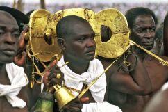 The Golden Stool of the Ashanti