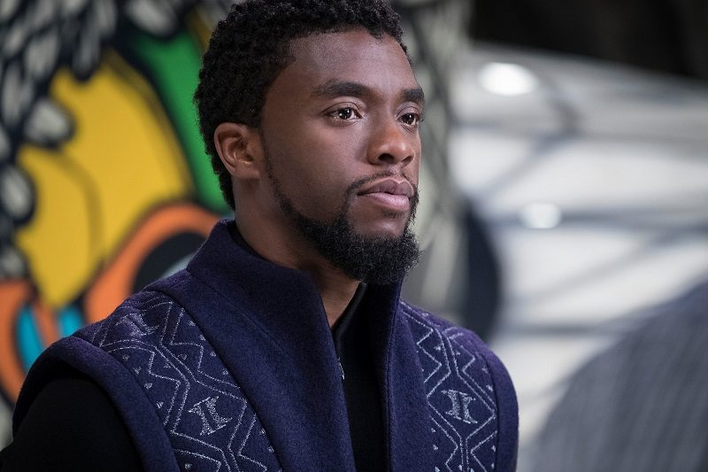 Chadwick Boseman, Marvel's Black Panther
