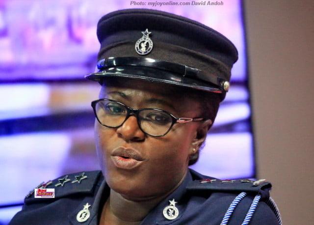 Superintendent Sheila Kessie Abayie-Buckman