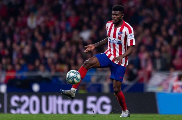 Thomas Partey completes transfer move to Arsenal in 50million euro deal