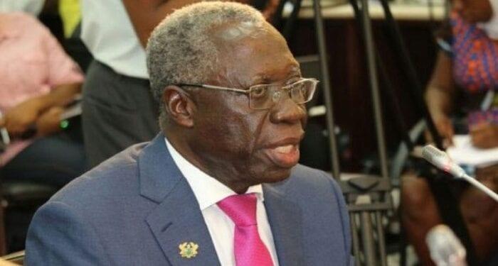 Nana Addo Abolish Office of the Senior Minister