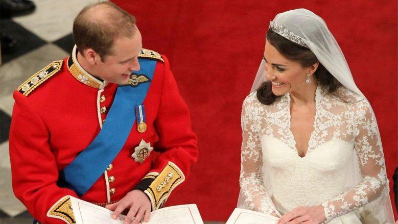 wedding Kate and Prince