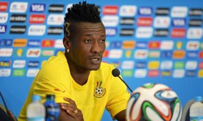 2010 World Cup: Kuami Eugene reacts to Asamoah Gyan's penalty miss against Uruguay