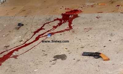 Aboabo Eid shooting