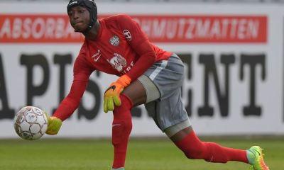 Ghanaian goalkeeper Manaf Nurudeen named in Belgian League Team of the Week