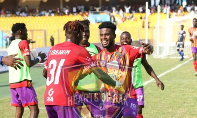 Hearts of Oak players to earn Black Stars call up for upcoming 2022 World Cup qualifiers