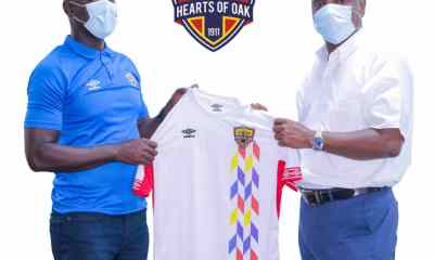 I put plans for my wedding on hold because of Hearts of Oak appointment – Samuel Boadu