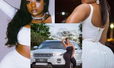 """Information Wo Wiase: """"Singer Efya Allegedly Bought Moesha Boudong's Range Rover For Chicken Change"""""""