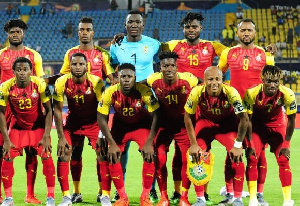 Black Stars to hold final training session today ahead of Ethiopia clash
