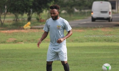 Ex-Kotoko supporter's chief warns club not to make an attempt to sign Gladson Awako