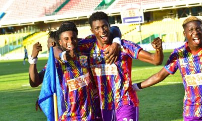 Hearts of Oak through to CAF CL Group stage after WAC ban
