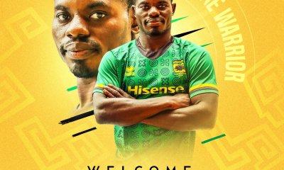 OFFICIAL : Asante Kotoko sign budding forward Samuel Boateng from Future Stars