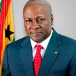 Convoy carrying Mahama's family involved in accident