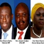 5 accused MPs reject Mahama's attacks
