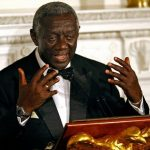Mills is not fit to be president - Kufuor
