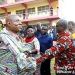Atta Mills is with me in the spirit –John  Mahama