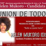 Nigerian Woman Running for Presidential Election In Spain