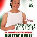 I've Been An NDC Member Since 1992 – Zanetor Rawlings