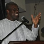 Campaign On Messages And Ideas -Vice President Kwesi Amissah-Arthur