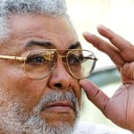 I wasn't part of Mahama's delegation to Burkina – Rawlings