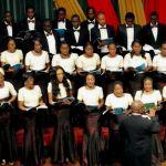 Holy Trinity Youth Choir Dazzle Audience
