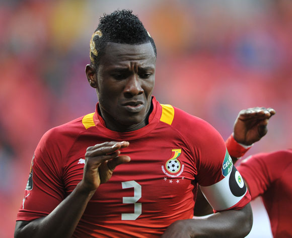 Image result for asamoah gyan