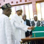 Breaking: Presidency distances self from missing 2016 budget