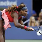 How Serena secured 18th victory against Sharapova
