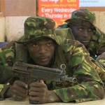 Five policemen die in Kenya bomb attack