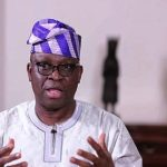Halliburton/Siemens' Scams: Fayose tasks FG on quick prosecution of alleged culprits