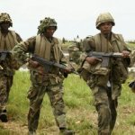 FG to provide insurance for soldiers fighting insurgency