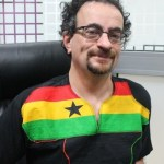 Jon Benjamin in Twitter brawl with Avram Grant's PR
