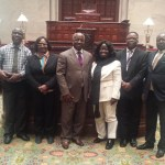 Ghanaian Parliamentary Delegation visits New York State Senate