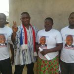Dompim youth reject Kwame Dzokoto's donation
