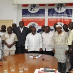 NPP boycotts EC's five-year strategic plan launch