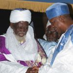 At 96 the National Chief Imam is still vibrant
